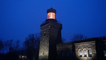 Twin Lights of the Navesink
